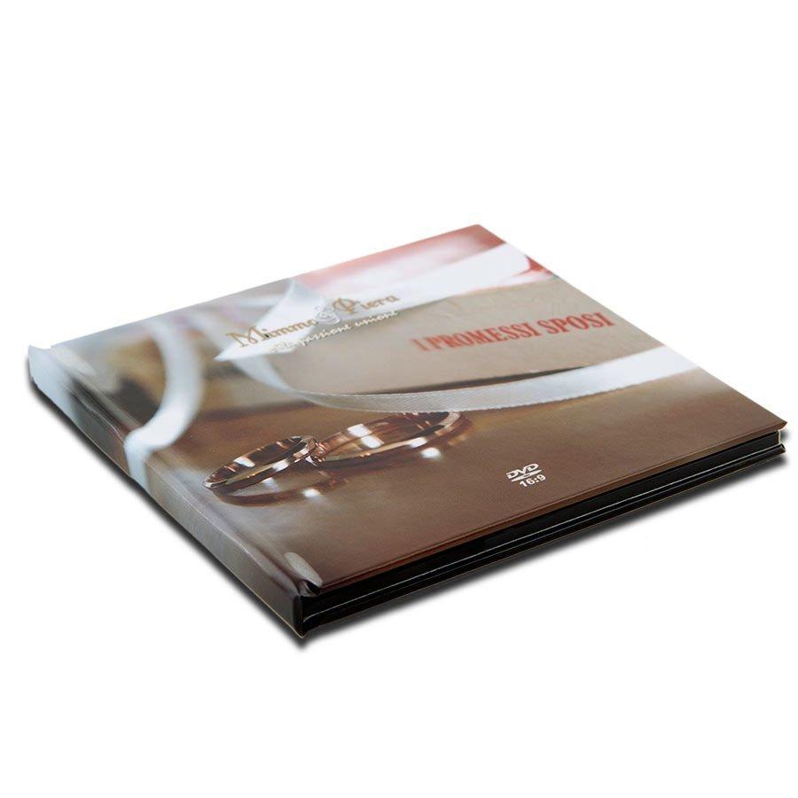 cover dvd personalizzata