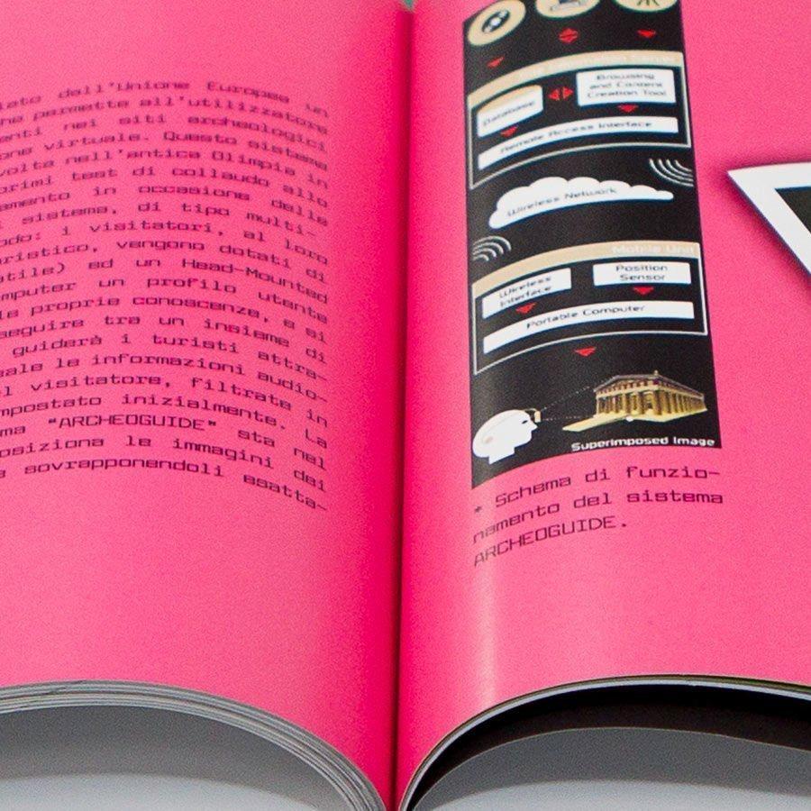 pagine in aggiunta offset 22x22cm