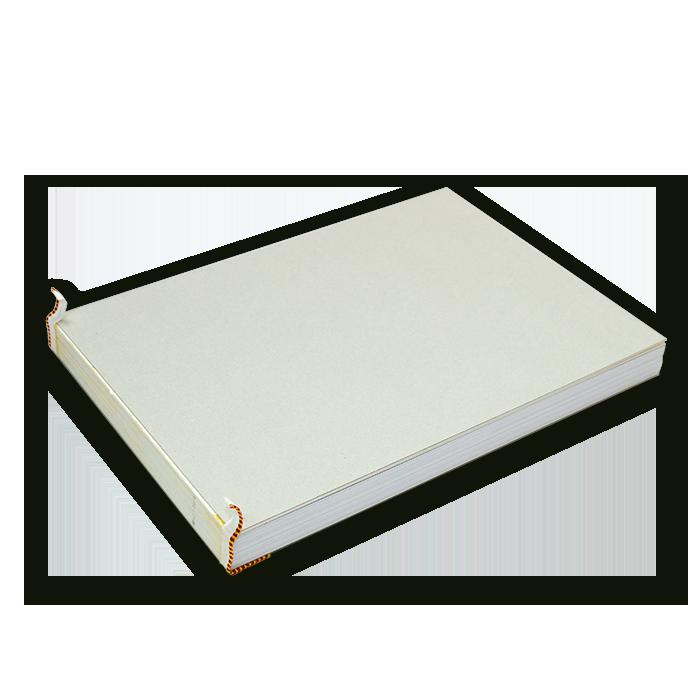 fotolibro panoramico senza copertina