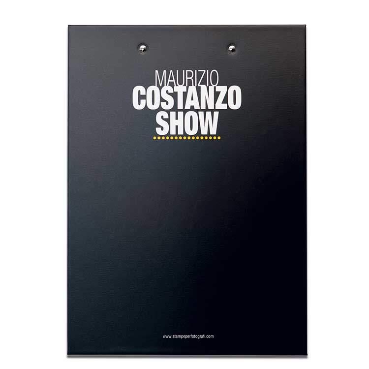 cartellina maurizio costanzo show