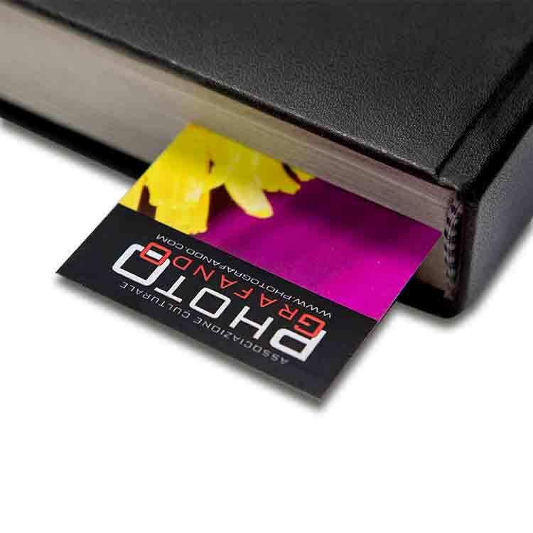 segnalibro personalizzato con foto