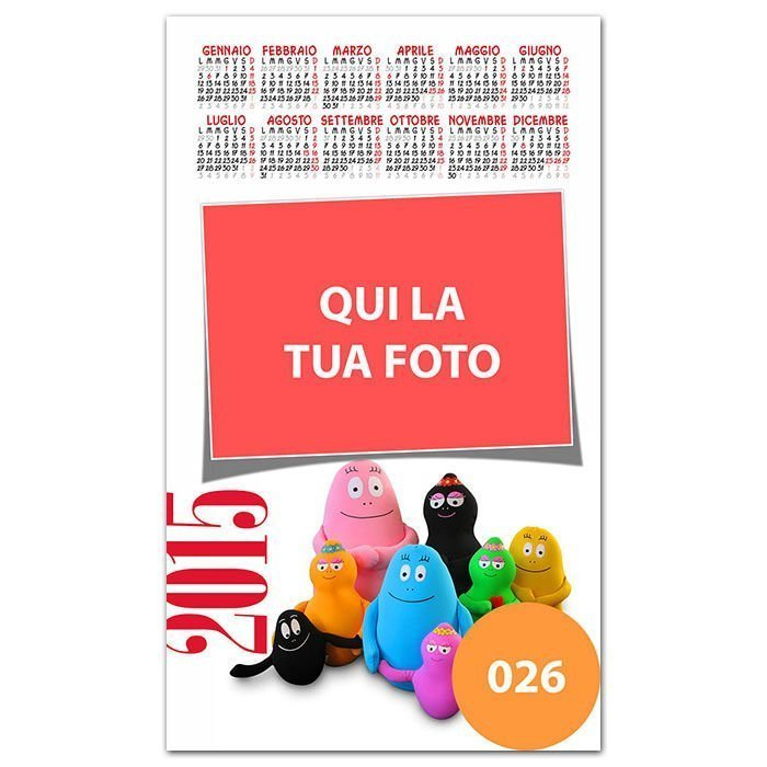 calendario fotografico 2015