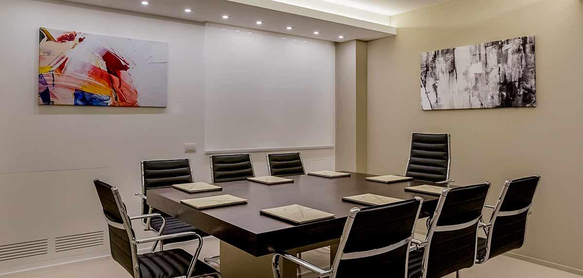 sala riunioni studio legale