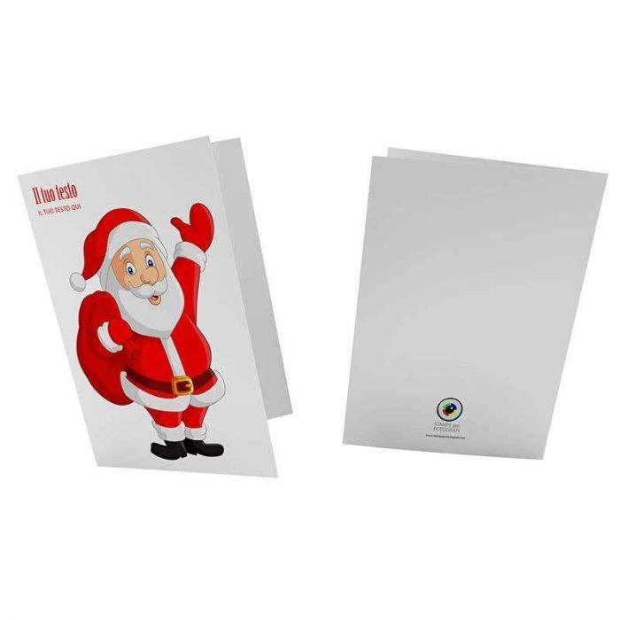 Cartoncino porta-foto Natale