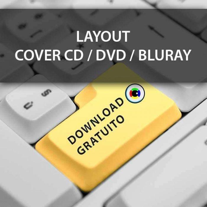 Layout copertina rigida dvd