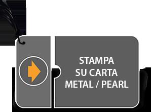 STAMPE CARTA METAL