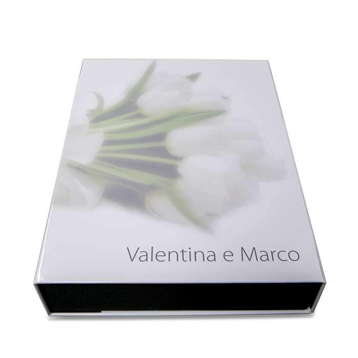 scatola per fotolibri