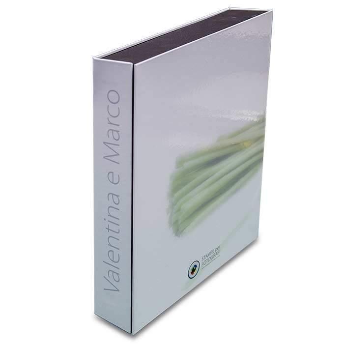 scatola album fotolibro personalizzabile