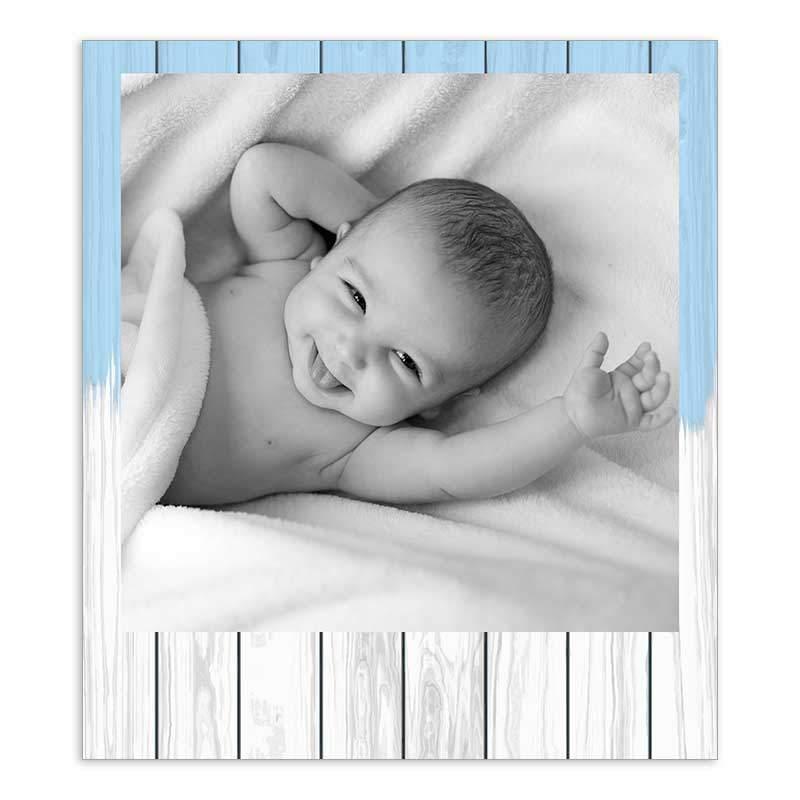 foto neonato polaroid