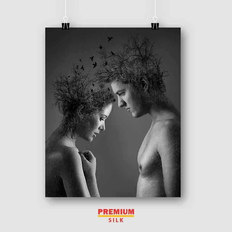 carta premium silk