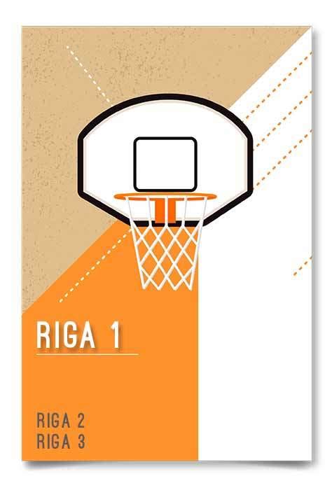 Grafiche portafoto basket