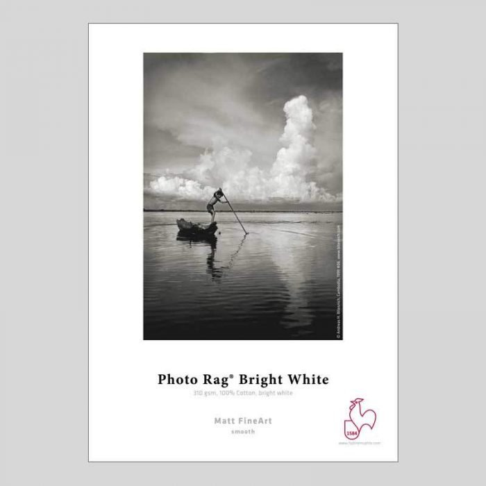 Hahnemühle Photo Rag Bright White 310gr.