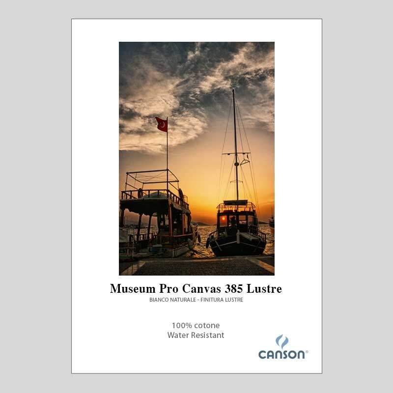 Stampa su tela fine-art Canson