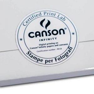 Laboratorio Certificato Canson