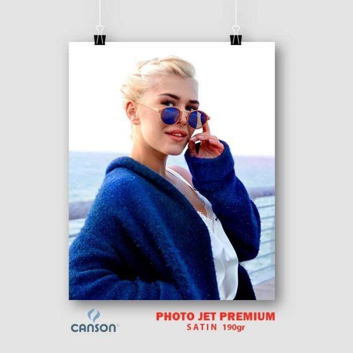 Canson PhotoJet Premium Satin