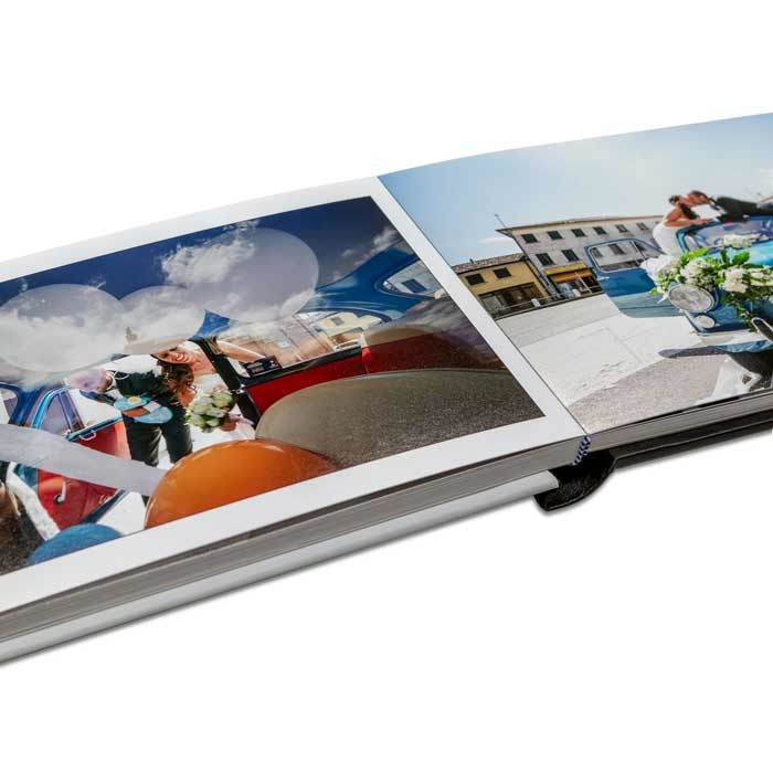 Fotolibro copertina con foto