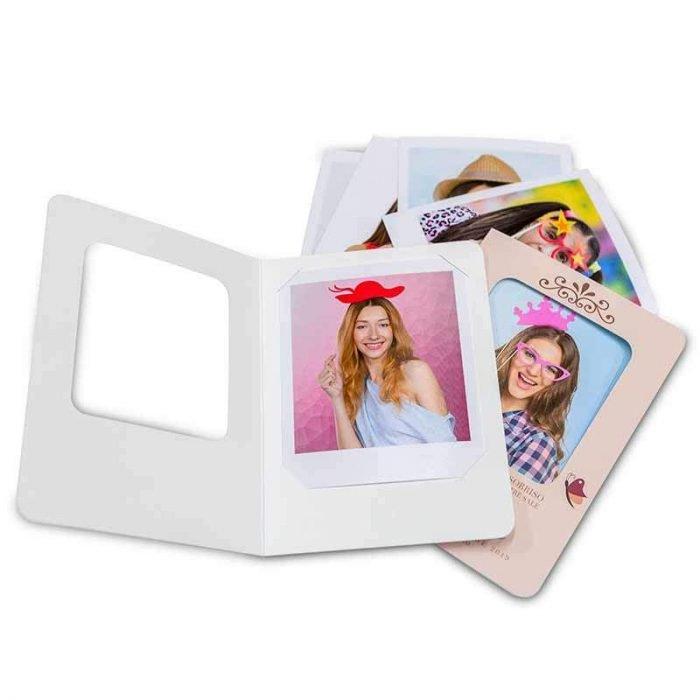 Cartoncino Portafoto Polaroid
