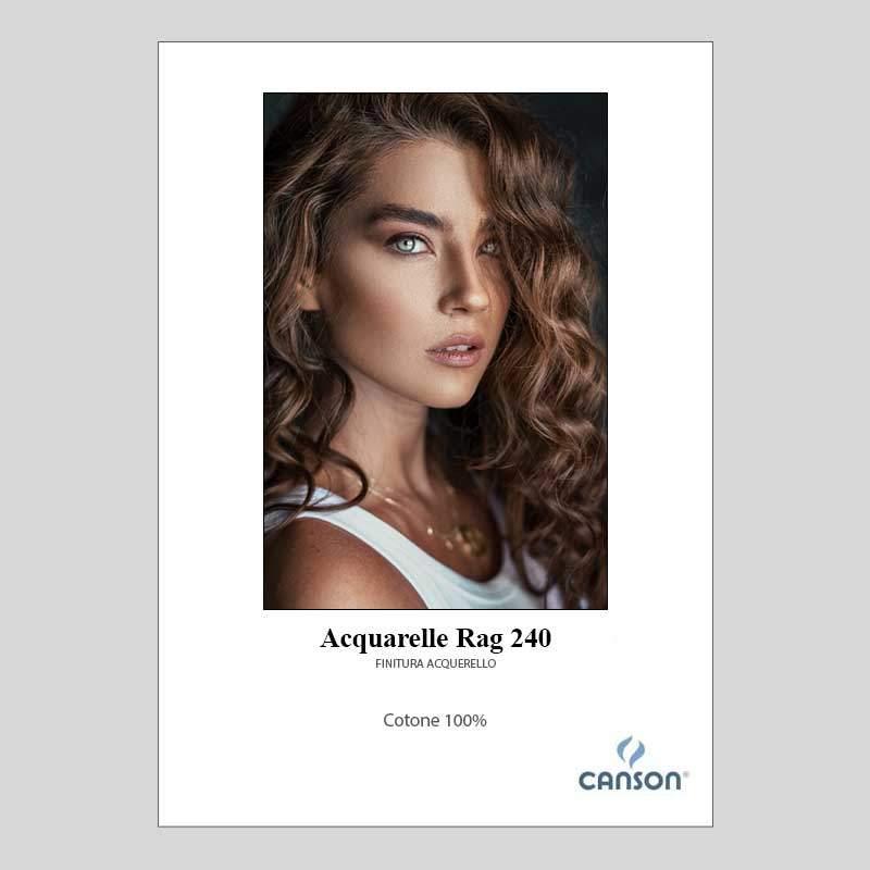 Canson Acquarelle Rag