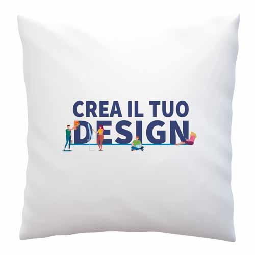 cuscino personalizzabile online
