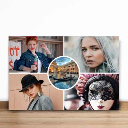 foto collage personalizzabile online