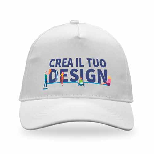 cappellino personalizzabile online