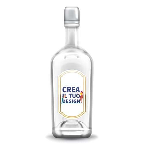 Etichette adesive liquori vino